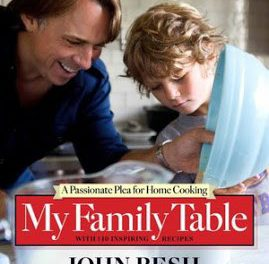 """""""My Family Table,       A Passionate Plea for Home Cooking""""   –   Not Your Average Cookbook"""