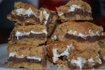 SMORES Bars ~ Right From Your Kitchen