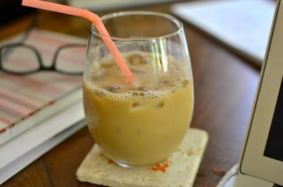 Iced Coffee, My Summertime Staple