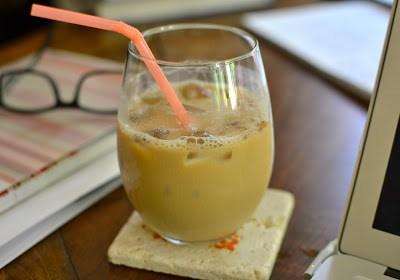 Iced Coffee, My Summertime Staple