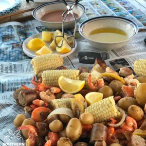 Low Country Boil from A Southern Soul