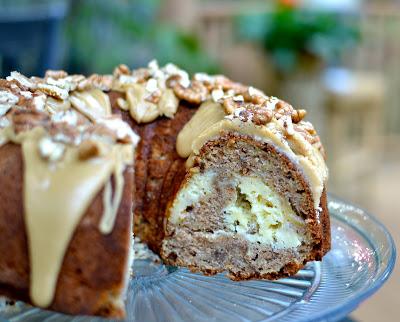 Apple Cream Cheese Bundt Cake A Southern Soul