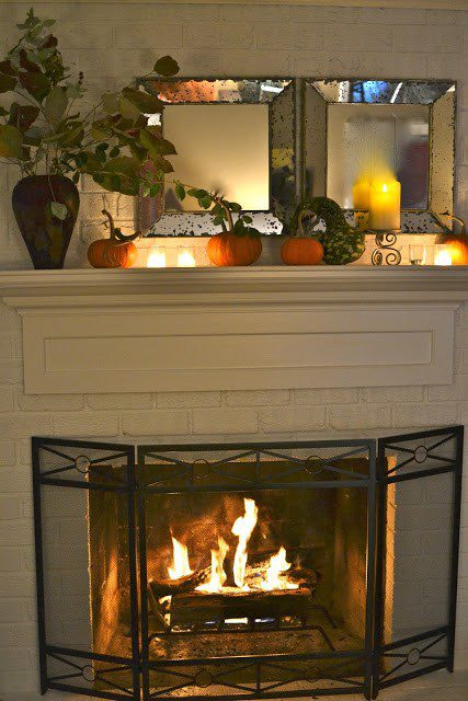 First Fire of Fall