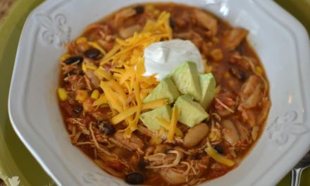 Taco Soup in the Slow Cooker