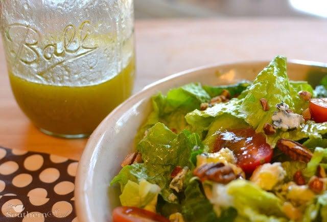 My Favorite Vinaigrette Salad Dressing