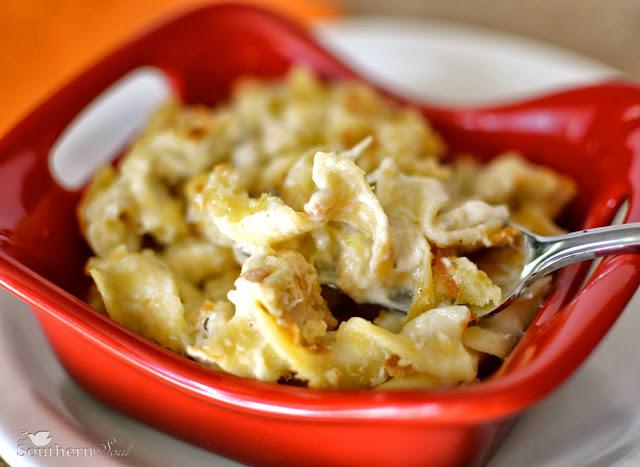 Creamy Chicken Casserole | A Southern Soul