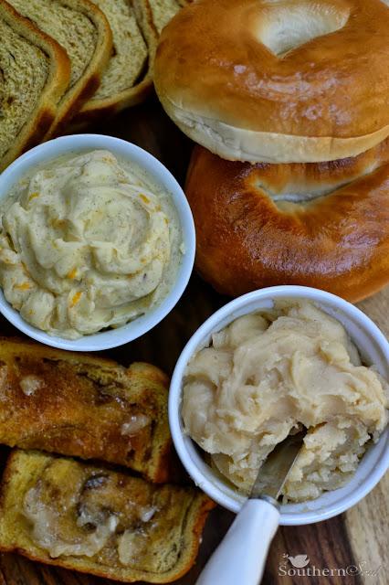 Breakfast Butters | A Southern Soul