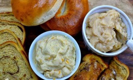 Breakfast Butters ~ Honey Cinnamon & Orange Vanilla