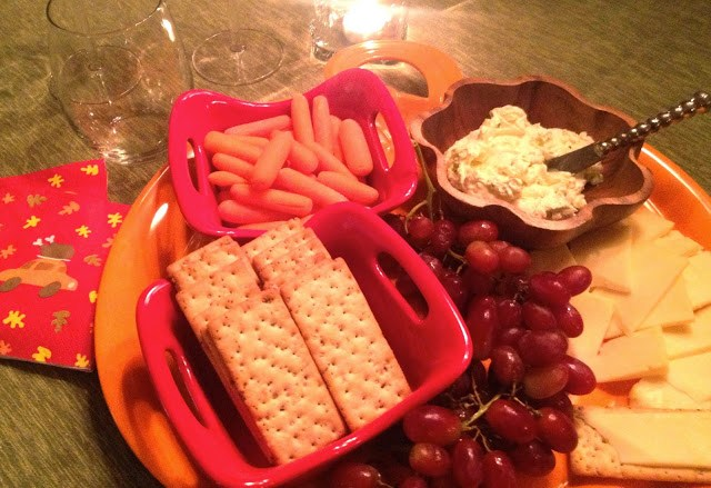 Easy Appetizers on a Friday Evening