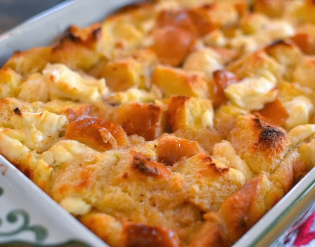 A Southern Soul   French Toast Bread Pudding