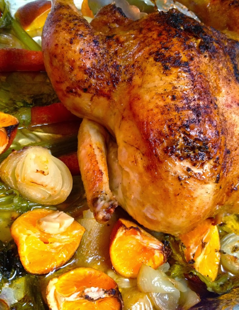 A Southern Soul   Roasted Chicken