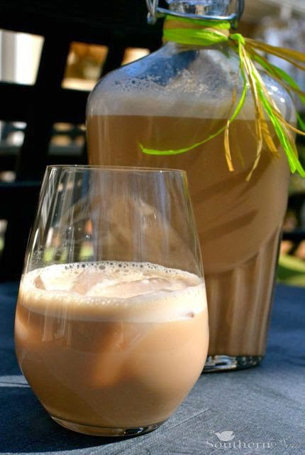 Homemade Bailey's Irish Cream