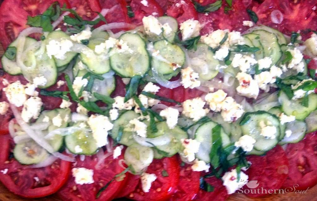Summer Salad | A Southern Soul
