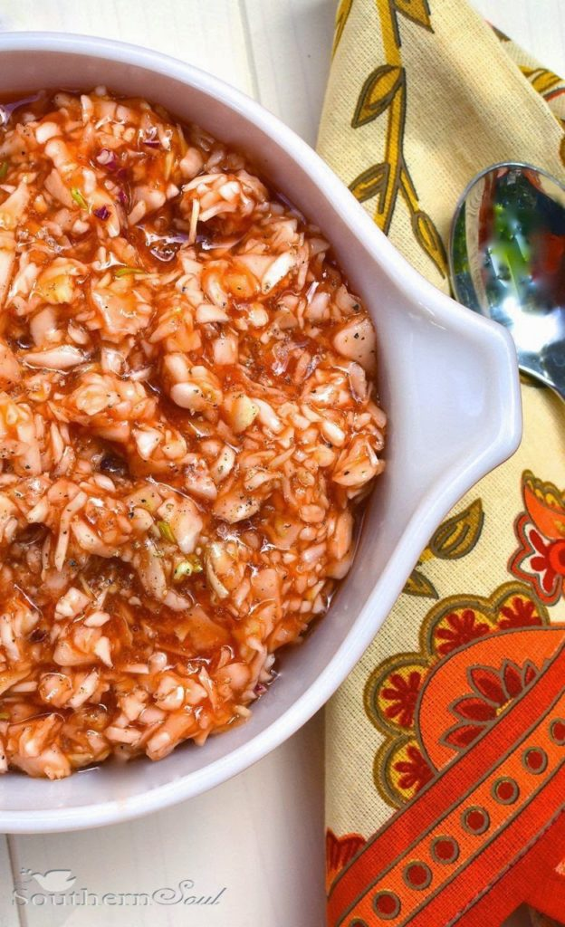 Bbq red slaw a southern soul then forumfinder Images