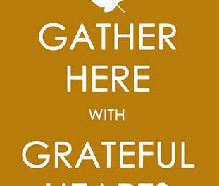 Last Minute Thanksgiving Help