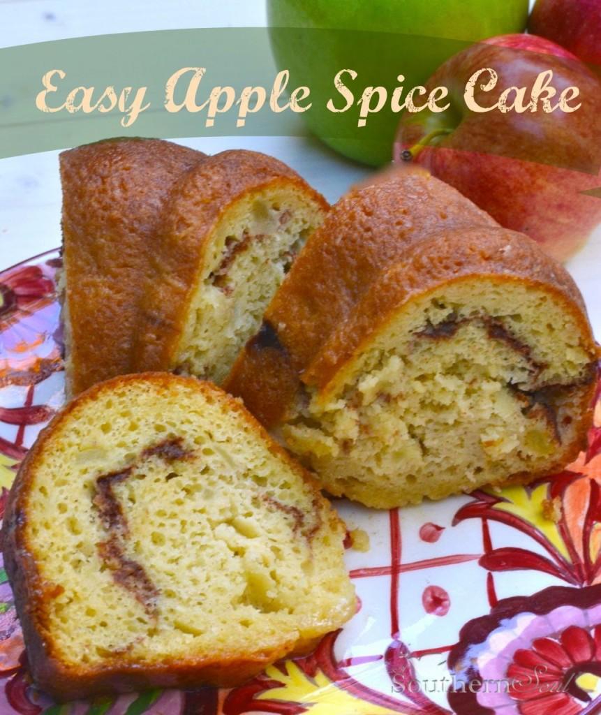 Apple Cake | A Southern Soul