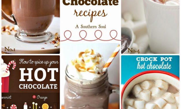 Favorite Hot Chocolate Recipes