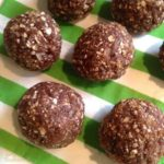 no bake energy balls