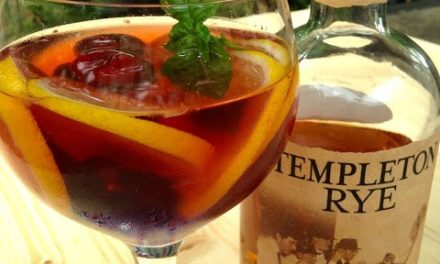 Father's Day Cocktail with Templeton Rye