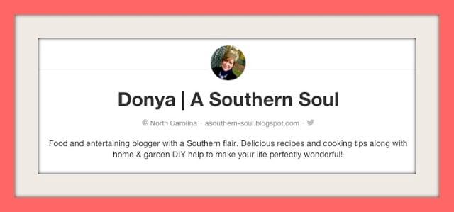 A Southern Soul | https://www.pinterest.com/asouthernsoul1/
