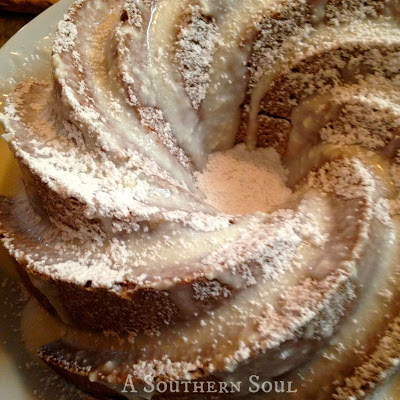 Spice Cake from A Southern Soul