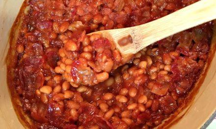 BEST Baked Beans