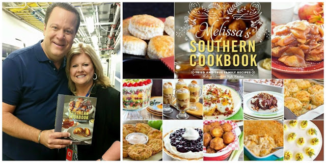 Melissa's Southern Cookbook | Giveway