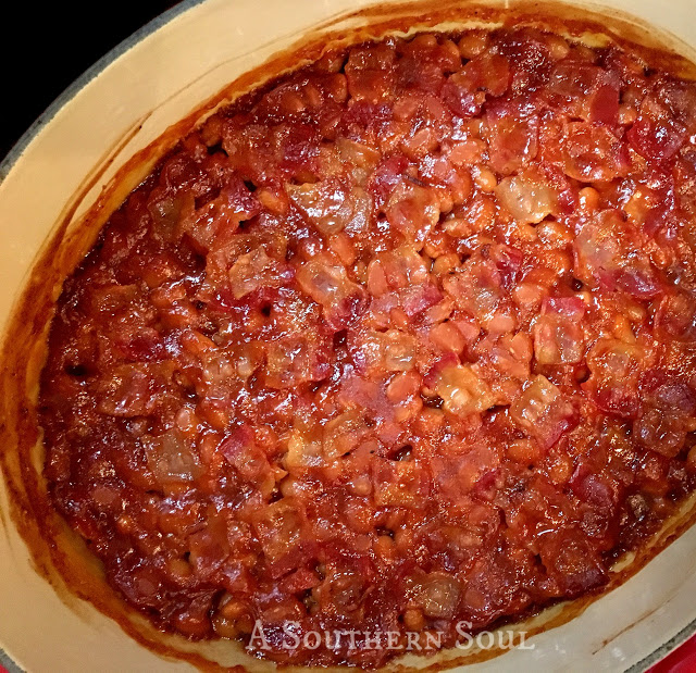 A Southern Soul Baked Beans