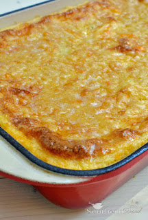 Cheese Grits Casserole   A Southern Soul