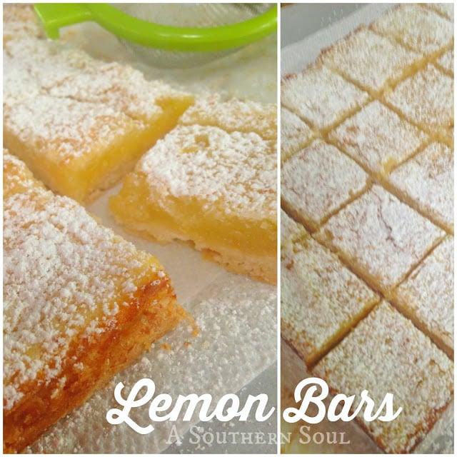 Lemon Bars | A Southern Soul