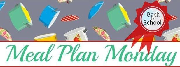 Meal Plan Monday #23
