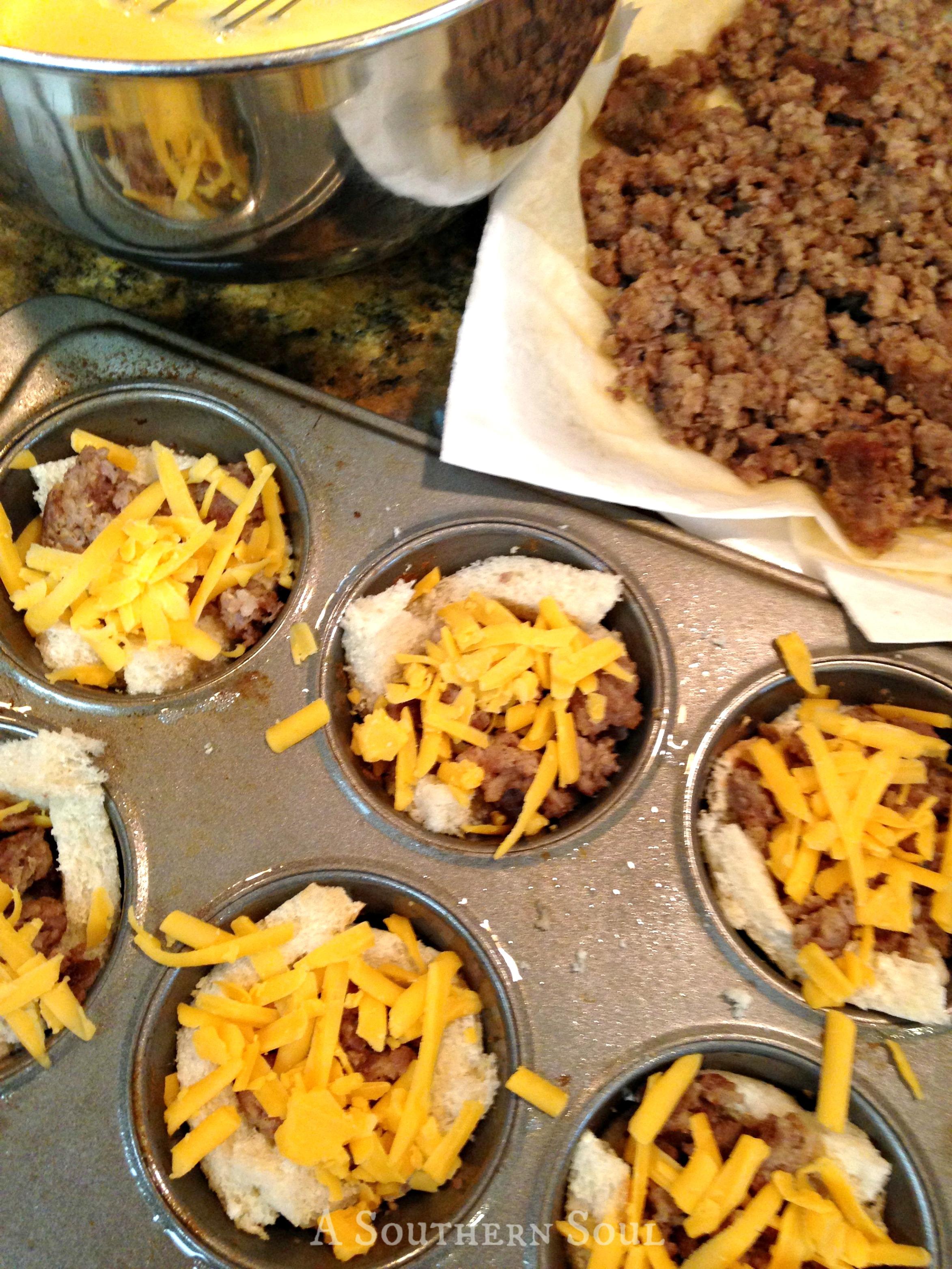 breakfast cupcakes prepWM
