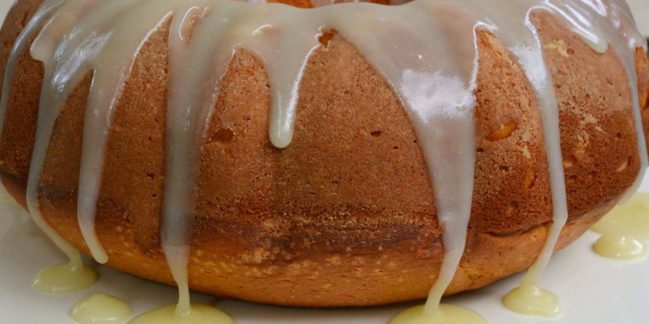 Pumpkin Cinnamon Pound Cake