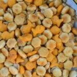 Crock Pot Zesty Snack Crackers