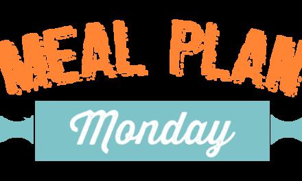 Meal Plan Monday #27