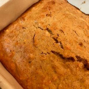sweet potato breakfast bread