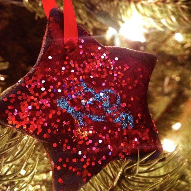 hunter-star-ornament