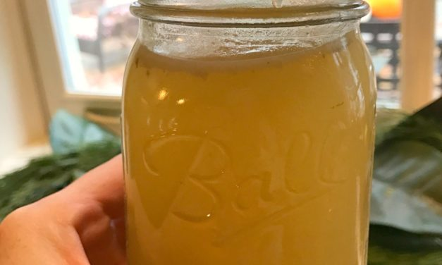 "Crock Pot Chicken Stock | ""Liquid Gold"""