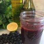 blueberry vinaigrette dressing