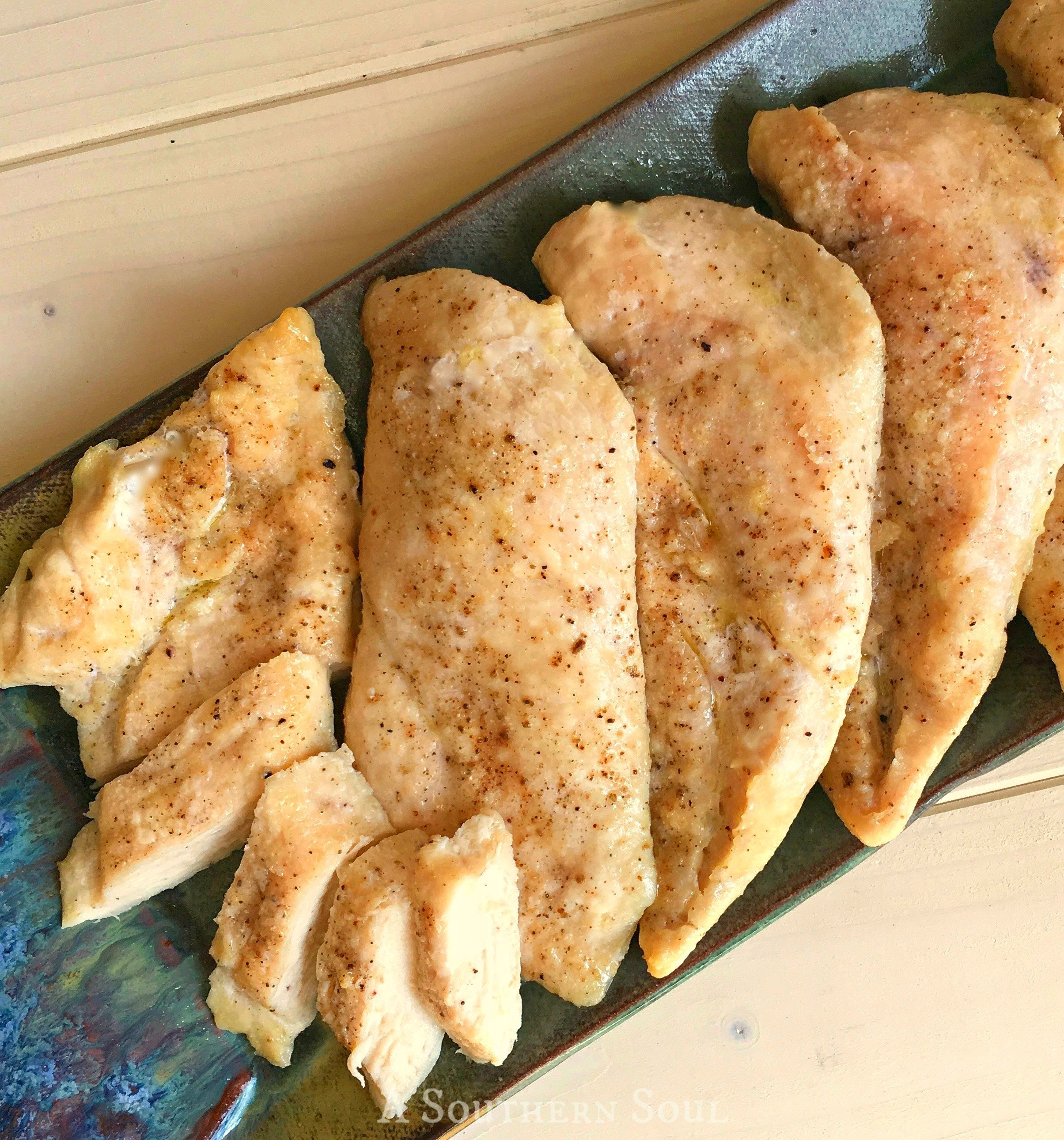 Easy oven roasted chicken breasts a southern soul easy oven roasted chicken forumfinder Image collections