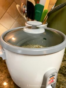 quinoa in rice cooker