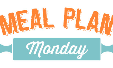 Meal Plan Monday #52 ~ Million Dollar Pound Cake