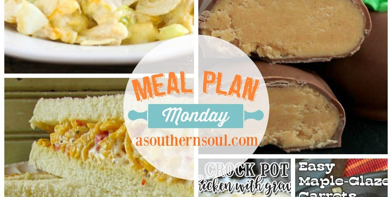 Meal Plan Monday #58~Masters Pimento Cheese Sandwich
