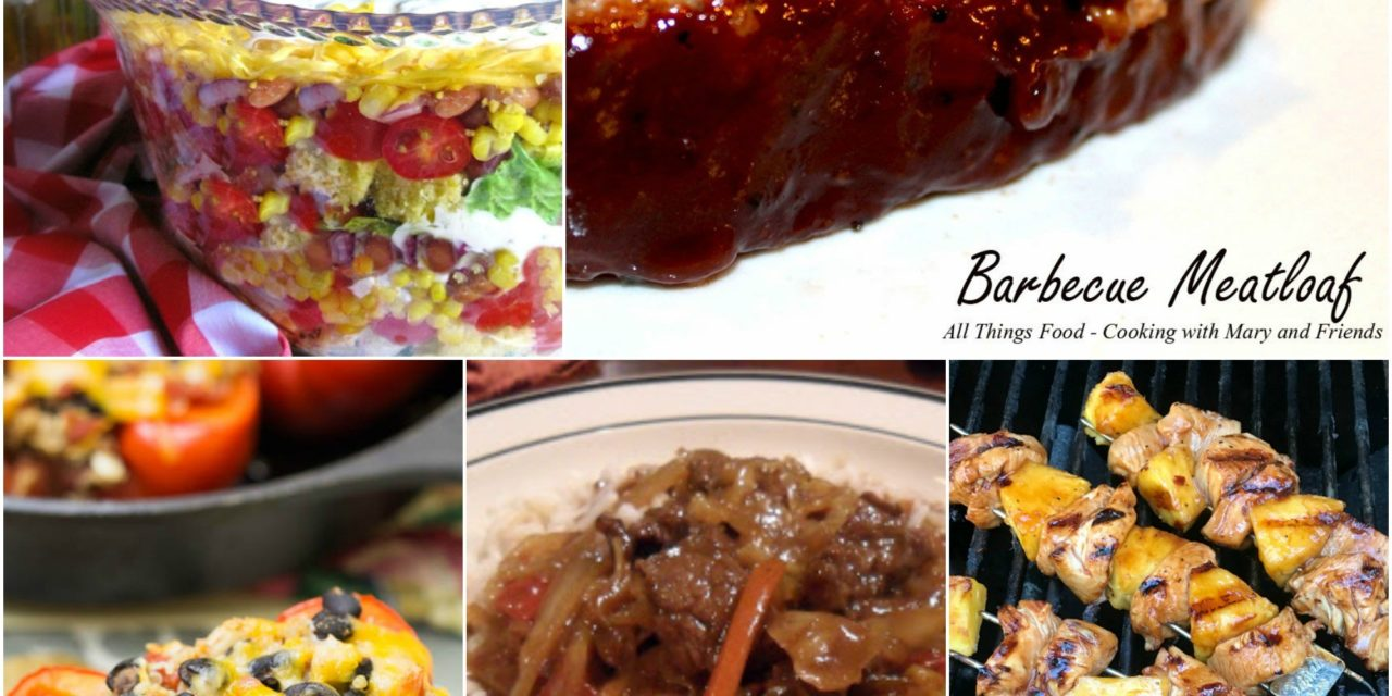 Meal Plan Monday #60~Barbecue Meatloaf