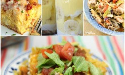 Meal Plan Monday #63 ~ Taco Pie