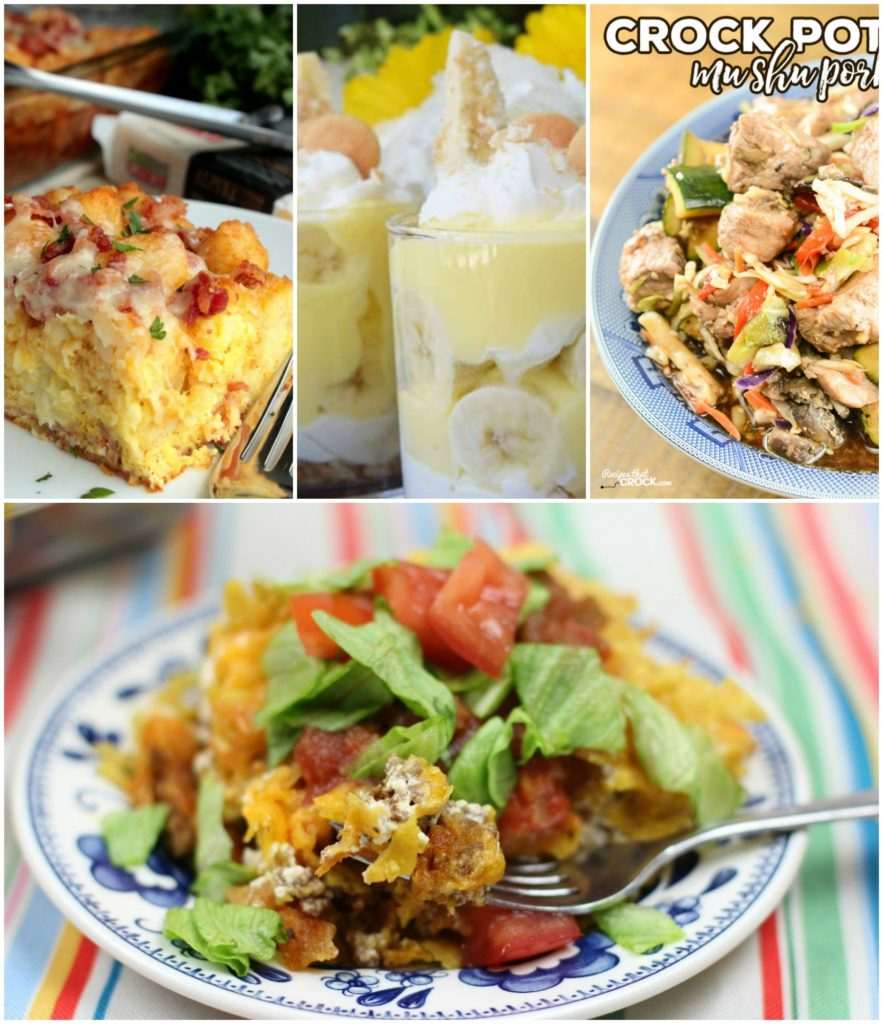 Meal Plan Monday #63