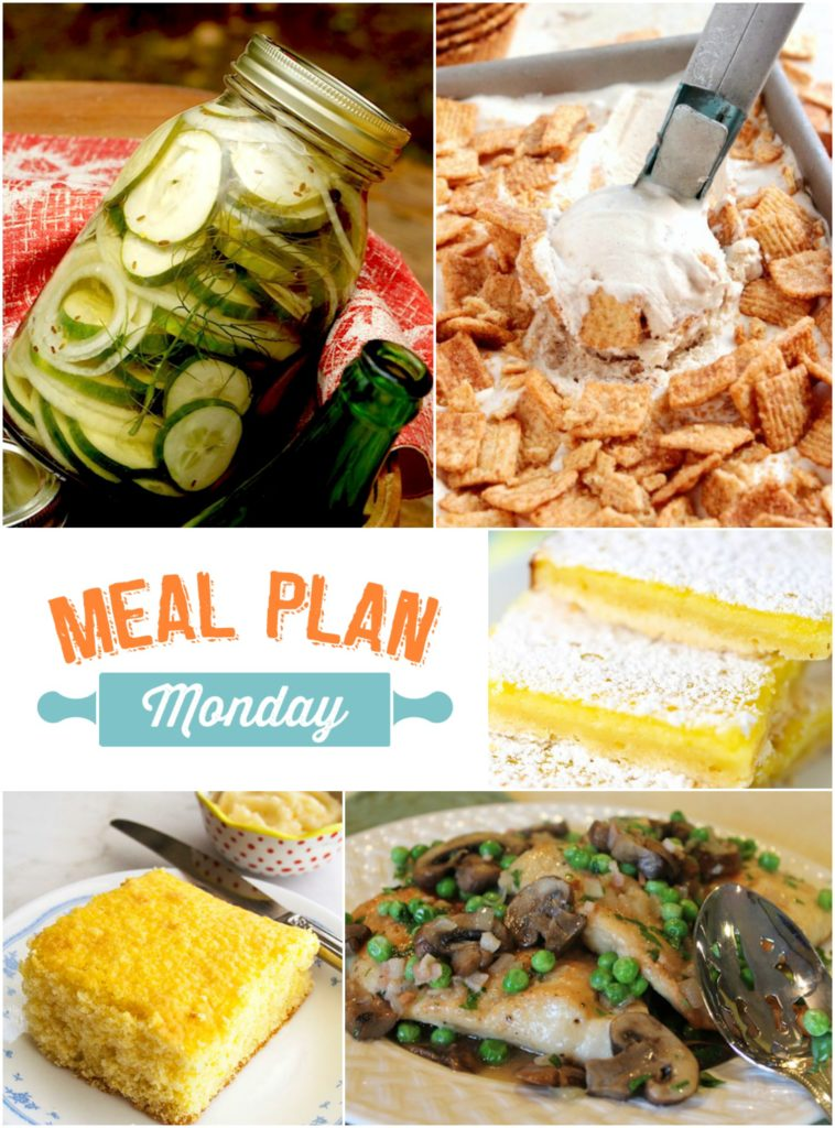 meal plan monday pickles