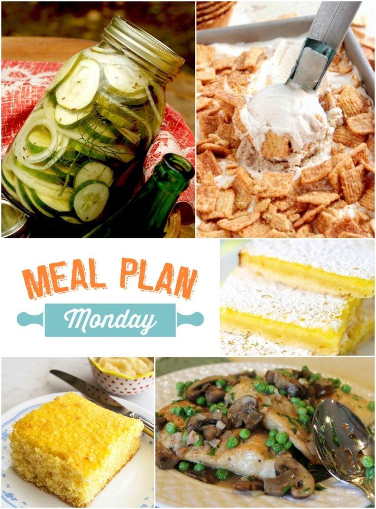 meal plan monday pickles