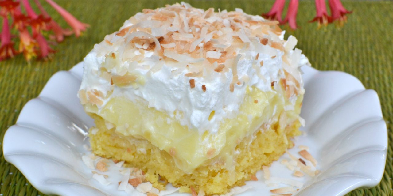 Recipes For Pineapple Poke Cake