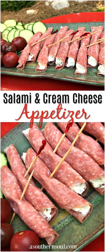 salami & cheese appetizer PIN2